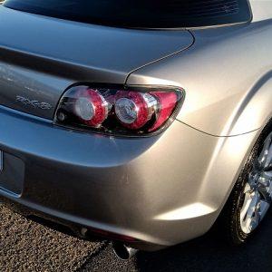 Mazda RX8 Rear