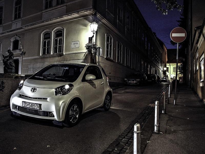 Toyota or Scion iQ Micro Car
