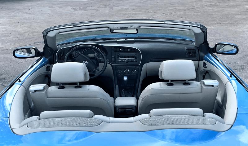 Saab 9.3 Convertible