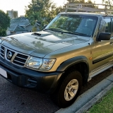 Nissan Patrol 2005-2012
