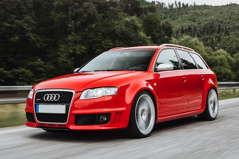 Audi A4 Wagon