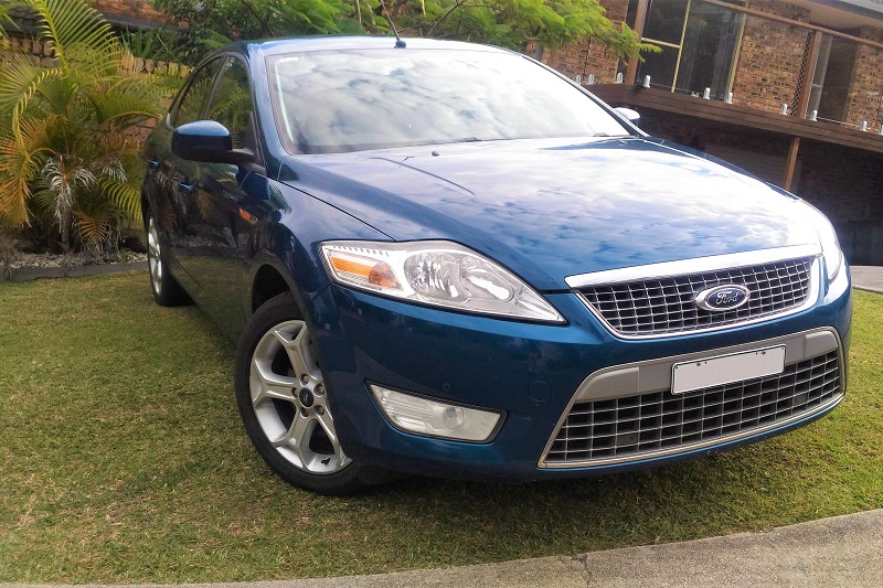 Ford Mondeo/Ford Fusion